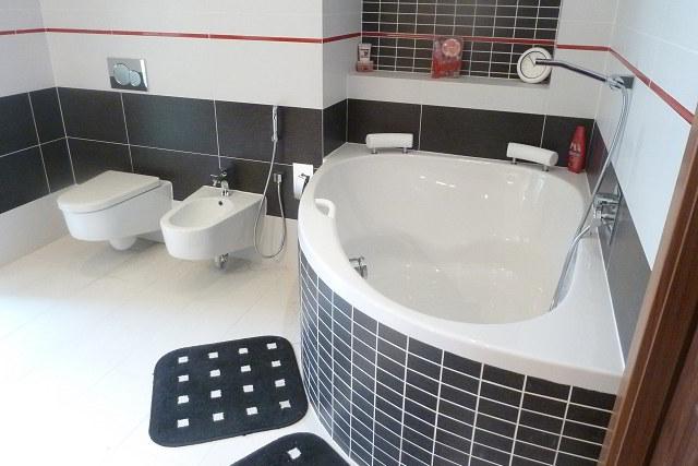 Rekonstrukce koupelny praha